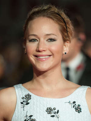 Jennifer Lawrence, 'The Hunger Games: Mockingjay, Part 1' world premiere held at the Odeon Leicester Square - Arrivals, 10 November 2014