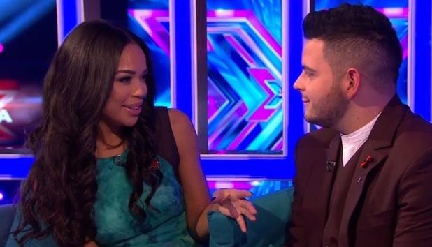 Xtra Factor Sarah-Jane Crawford interviews Paul Akister, ITV2 9 November