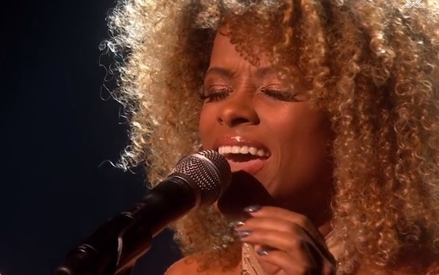Fleur East performs 'Will You Be There' on The X Factor, ITV 8 November