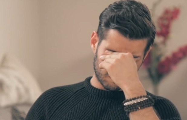 Made In Chelsea, Alik Alfus hears news Louise may have cheated, E4 10 November