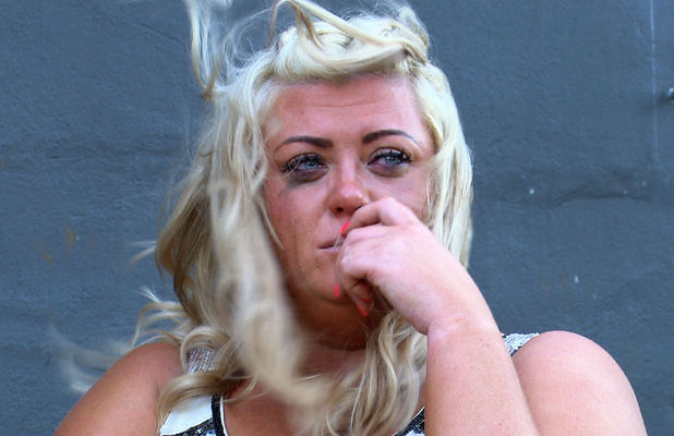 Gemma Collins seen in tears during helicopter ride on I'm A Celebrity in Australia... 15 November 2014