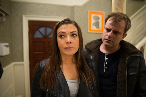 Corrie, Michelle leaves Steve, Fri 21 Nov
