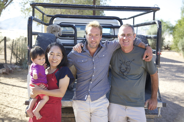 Ben Fogle: New Lives In The Wild, C5, Fri 21 Nov