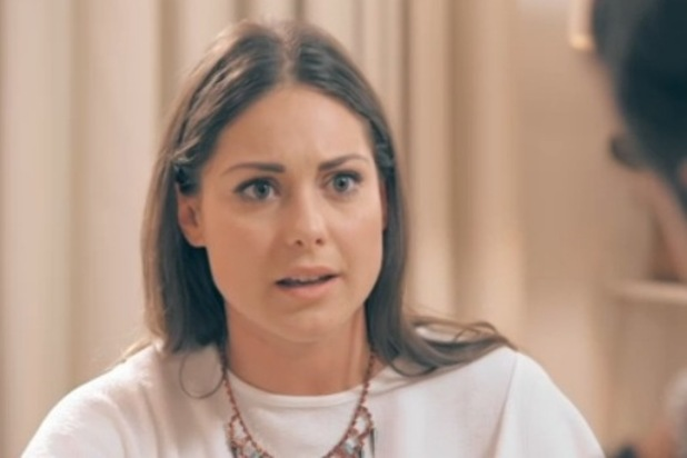 Made In Chelsea, Louise Thompson tells Alik Alfus about cheating rumours, E4 10 November