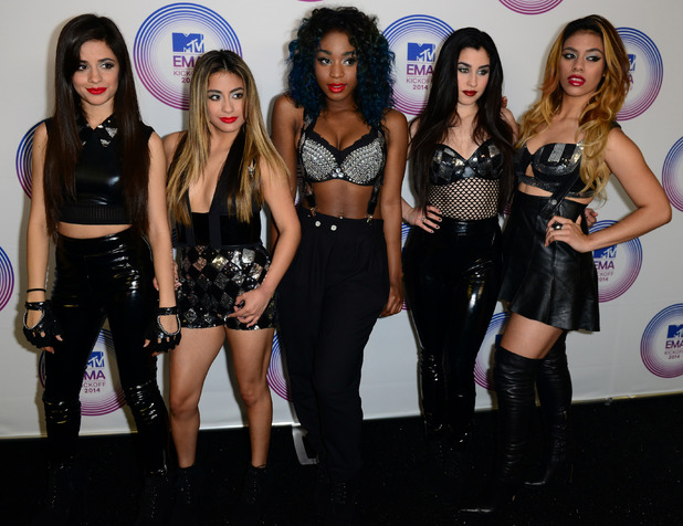 MTV EMA's 2014 Kick Off at Klipsch Amphitheater, US, Fifth Harmony - 11 November 2014