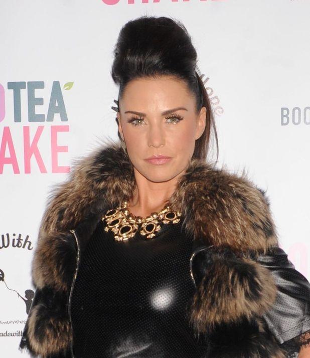 Katie Price, Bootea Shake event, Sanctum Hotel, London, Britain - 11 Nov 2014