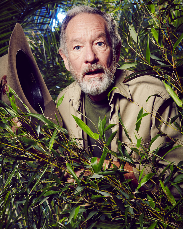 I'm A Celebrity...Get Me Out Of Here 2014 lineup: Michael Buerk 11 Nov 2014