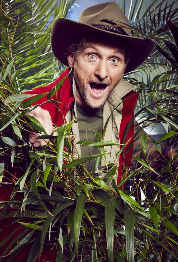 I'm A Celebrity...Get Me Out Of Here! 2014 lineup