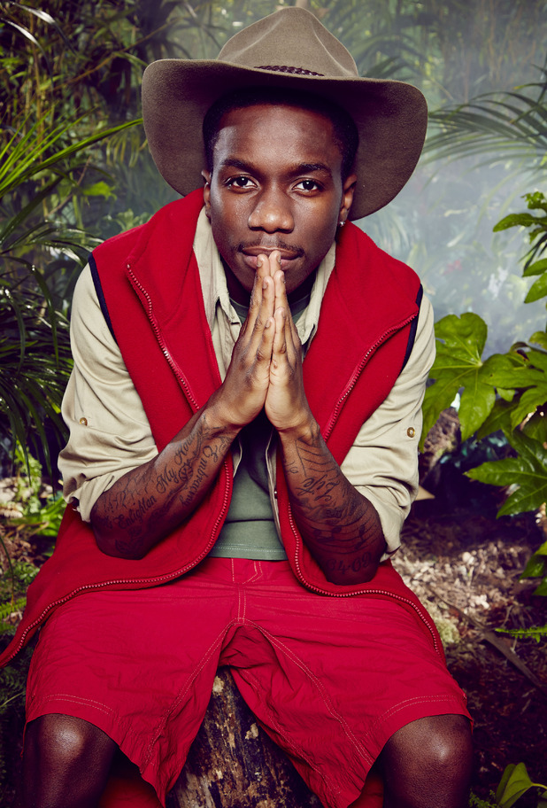 I'm A Celebrity...Get Me Out Of Here 2014 lineup: Tinchy Stryder 11 Nov 2014