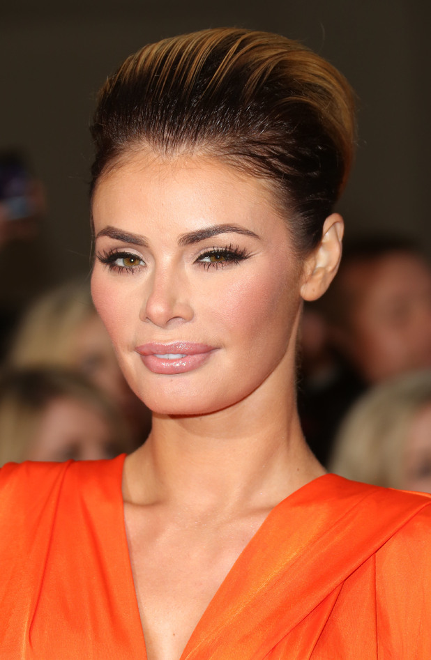 Chloe Sims at The Pride of Britain Awards 2014 held at Grosvenor House hotel 10/06/2014