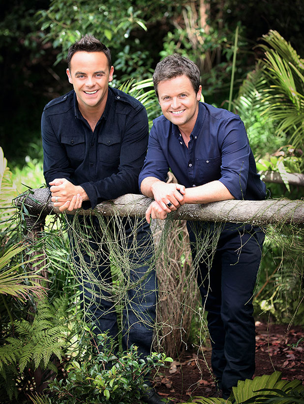I'm A Celebrity... Get Me Out Of Here! returns with its 14th series - hosts Ant & Dec
