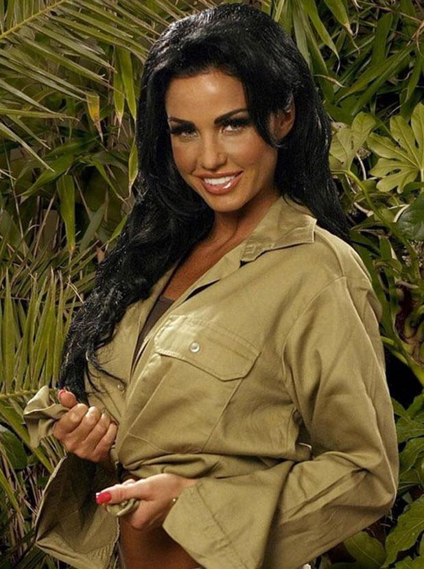 Katie Price posts throwback picture to YouGossip showing her time in I'm A Celebrity... Get Me Out Of Here!