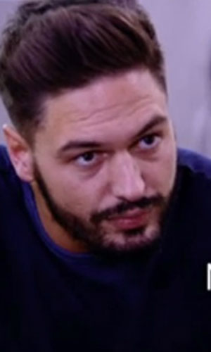 TOWIE finale: Mario Falcone talks to Ricky Rayment, aired 12 November 2014