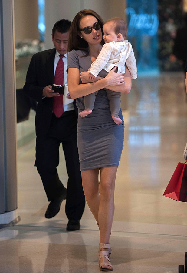 Tamara Ecclestone is seen in International Finance Centre at Central district on November 12, 2014 in Hong Kong, Hong Kong. (Photo by Anthony Kwan/Getty Images)