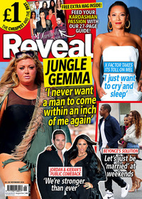 Reveal magazine cover, issue 46, 22-28 November (featuring special Kardashian pullout)