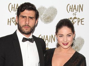 MIC's Louise Thompson, Alik Alfus make stunning couple at charity ball