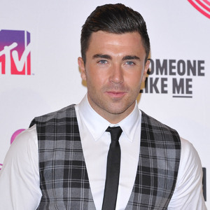 James Tindale attends the MTV EMAs, Glasgow 9 November