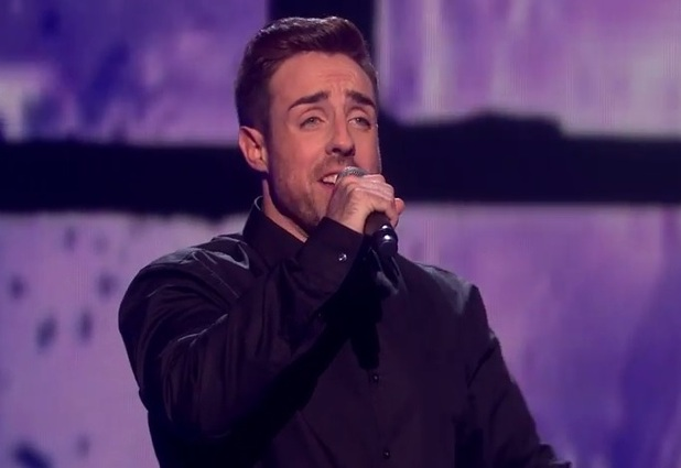 X Factor: Stevi Ritchie sings for survival on episode 16 November 2014