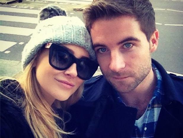 Stephanie Pratt and Josh Shepherd, London 19 November