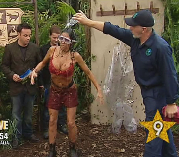 Katie Price's I'm A Celebrity... Get Me Out Of Here Trial!