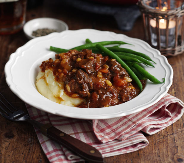 Winter warmer recipe: Slow-cooked Pearl Barley and Ox Cheek Stew ...