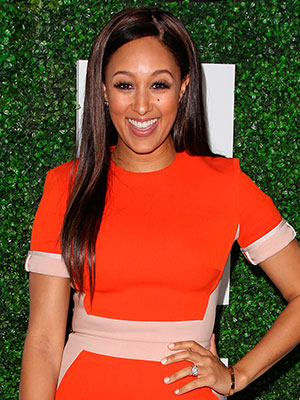 Tamara Mowry-Housley at 2014 ESSENCE Black Women in Hollywood Luncheon At The Beverly Hills Hotel, February 2014