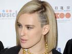 Rumer Willis updates her blonde bob hairdo with a striking undercut