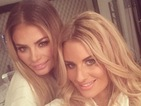 TOWIE's Chloe Sims shares new picture from Christmas cast trip to France