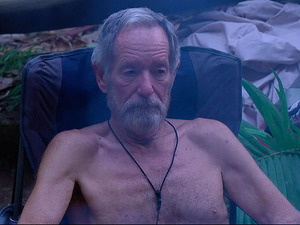 I'm A Celebrity: Michael Buerk's wife not concerned by weight loss