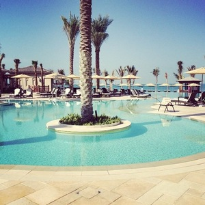 Made In Chelsea's Lucy Watson holidays in Dubai 28 November