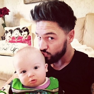 Mario Falcone reunites with Buzz after holiday 24 November
