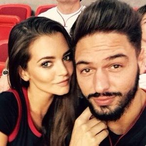 Mario Falcone sparks romance rumours with British model Emma Jane - 24 Nov 2014