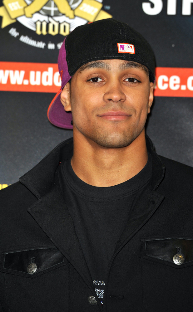 Ashley Banjo United Dance Organisation - launch and photocall held at the Pineapple Studios, Covent Garden. London, England - 16.02.10