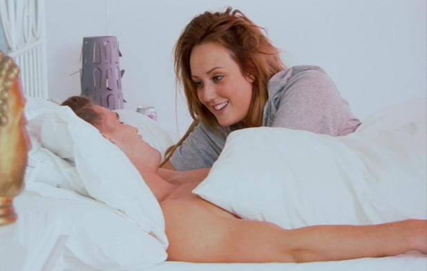 Gary Beadle asks Charlotte Crosby on a date, Geordie Shore, MTV 25 November
