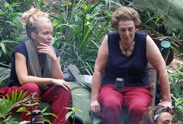'I'm A Celebrity...Get Me Out Of Here!' TV Programme, Australia - 27 Nov 2014 Kendra Wilkinson apologises to Edwina Currie for the row between them