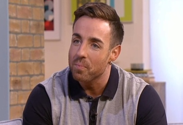 StevI Ritchie appears on This Morning - 24 Nov 2014
