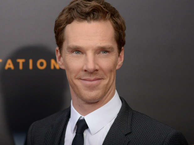 Benedict Cumberbatch at The Imitation Game premiere in New York 18 November