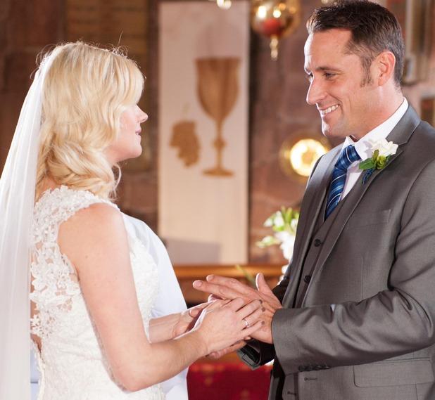 Hollyoaks, Diane marries Tony, Thu 27 Nov