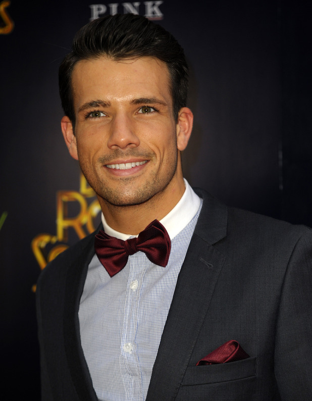 Danny Mac at the Dirty Rotten Scoundrels Press Night after party at The Savoy Hotel - 2 April 2014.
