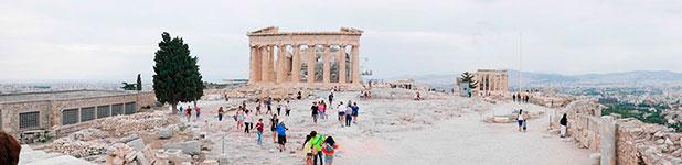 Greece, Skiathos: Athens Acropolis