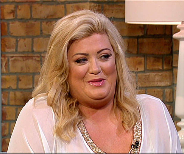Gemma Collins talks about her departure from 'I'm a Celebrity... Get Me Out of Here!', on 'This Morning'. Shown on ITV1 HD. 28 November 2014