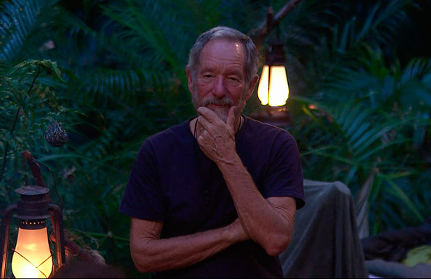 Michael Buerk on I'm A Celebrity Get Me Out Of Here! 2014