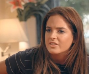 Binky Felstead clashes with Fran Newman-Young on MIC, E4 1 December