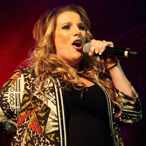 Sam Bailey at Guilfest Day Two at Stoke Park, Guildford, Surrey - 19 July 2014.