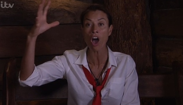 I'm A Celebrity... Get Me Out Of Here! Mel rants about cooking in camp. Aired: 3 December 2014.