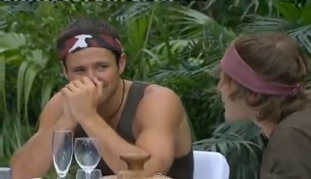 Dougie Poynter on I'm a Celebrity...Get Me Out of Here ...