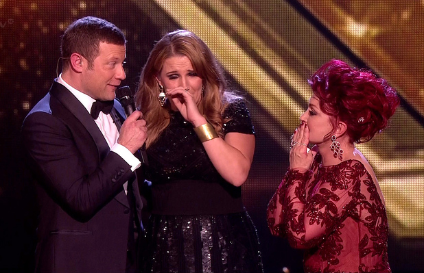 Sam Bailey is the winner of The X Factor 2013, 'The X Factor Final - Results'. Shown on ITV1 HD - 4 December.