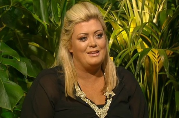 Gemma Collins appears on ITV1's This Morning - 3 December 2014