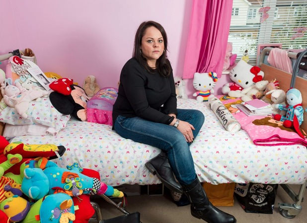 Charlotte Fitzmaurice, I had to fight for my little girl's right to die