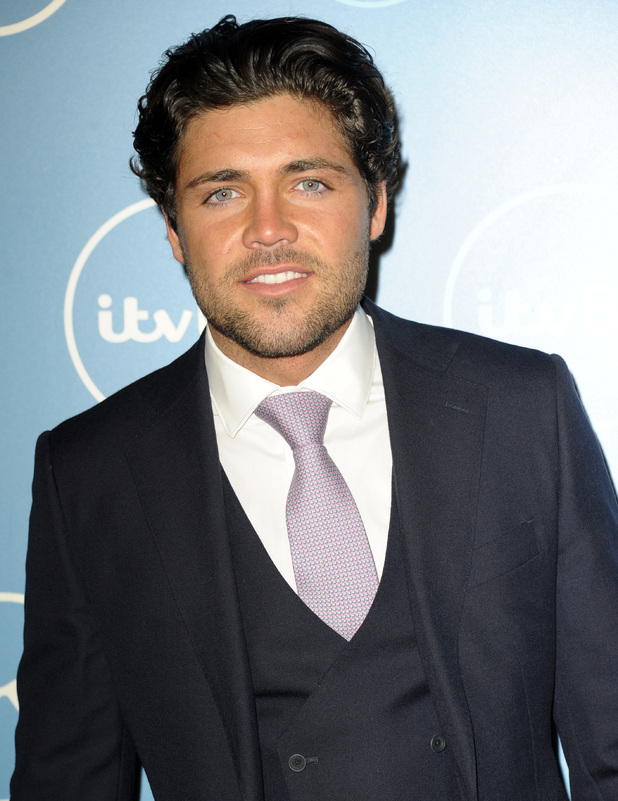 Tom Pearce at the ITVBe launch at ITV Studios - 7 October 2014.
